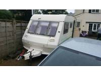 abi 4 berth 1997 with awning ect