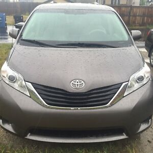 2013 Toyota Sienna LE for sale by the owner.