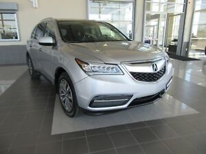 2014 Acura MDX Navigation Package PST PAID, WARRANTY, LOW KMS,