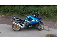 Stunning BMW K1300s 17500 miles full BMW service history, BMW Warranty, quick shifter, traction ESP