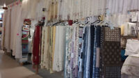 Quilt and European Lace, Curtains , Sheets, Boutique for sale