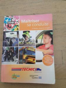 Maitriser sa conduite 2e edition école de conduite Tecnic
