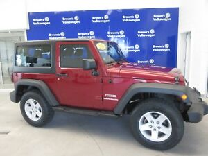 Jeep Wrangler 4WD 2dr Sport