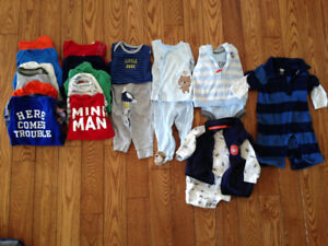 Baby clothes and other stuff