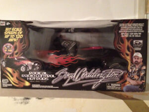 Boyd radio controlled collector's series II