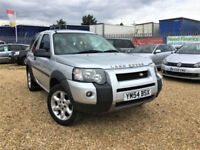Land Rover Freelander Convertible 1.8 XEi full service history PX Swap welcome