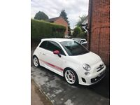 2012 Fiat 500 Abarth 1.4 T Jet, 3 door hatch back