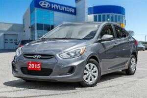2015 Hyundai Accent GLS SEDAN,