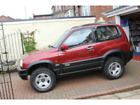 exelent 4x4 2inch lift with wheel spacers good looking car