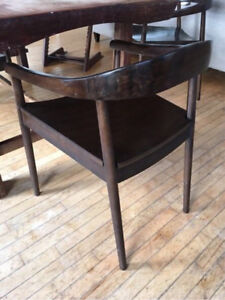 Stylish & Modern solid wood dining chairs