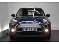 MINI HATCH COOPER 1.5 COOPER 3d 134 BHP (blue) 2014