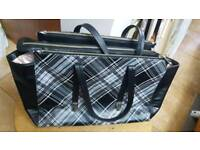 Faith ladies purse large in excellent condition