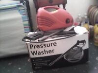 B&Q Pressure Washer
