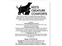 Kez's Creature Comforts