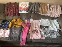 Age 2-3 16 item girls bundle mainly next