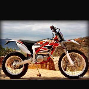 Wanted ISO KTM freeride 250R