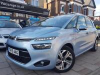 Citroen C4 Picasso 1.6 Blue HDi 2015 Exclusive+ FULLY LOADED PAN ROOF SAT NAV