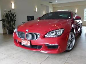 2012 BMW 6 Series 650i xDrive ***FULL OPTIONS***