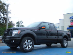 2011 Ford F-150 FX4 Extended Cab