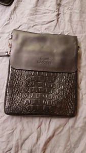 LACOSTE MESSENGER BAG SAC HOMME