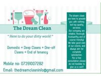 ARE YOU IN NEED OF A CLEANER? BRISTOL, BATH AND SURROUNDING AREAS