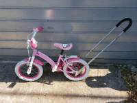 Child's hellow Kitty cycle
