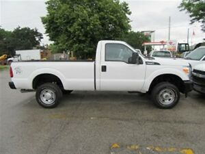 2014 Ford F-350 Reg Cab 4x4 gas pickup