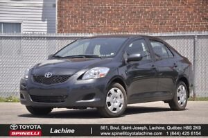 2012 Toyota Yaris LE AIR CRUISE BLEUTOOTH ET + 90 DAYS WITHOUT P