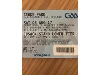 Armagh v Tyrone match ticket