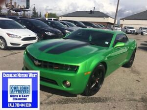 2011 Chevrolet Camaro 2LT  MANAGER SPECAIL .....HEADS UP DISPLAY