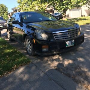 2005 Cadillac CTS 3.6 price reduced!! *mechanic special as is*