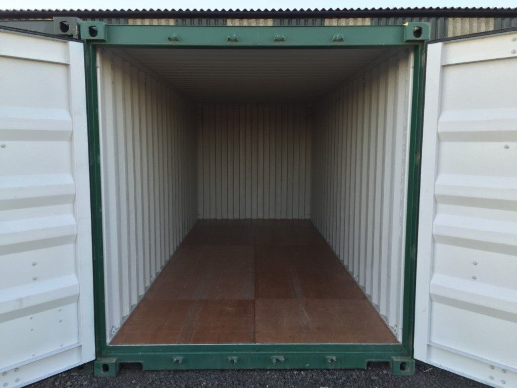 SELF STORAGE CONTAINERS, MARKET HARBOROUGH, LEICESTERSHIRE