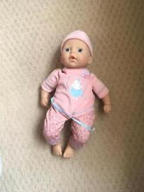 Baby Annabelle kids doll - toys