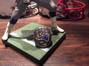 New England Patriots Super Bowl Ring