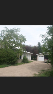 Available August 15 House for rent great big yard