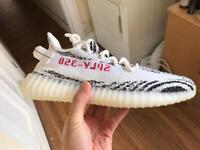 Yeezy 350 v2 Zebra UK9
