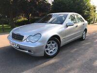 Mercedes C Class C 180 KOMPRESSOR CLASSIC SE (silver) 2004
