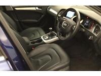 Blue AUDI A4 AVANT ESTATE 1.8 2.0 TDI Diesel SPORTS LINE FROM £51 PER WEEK!