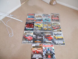 TOP GEAR 2012 MAGAZINES STILL IN ORIGINAL WRAPPING NEVER READ