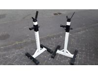 SQUAT WEIGHTS STANDS