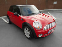 (58) 2008 Mini Mini 1.6 ( Chili ) Cooper Service History 1 YEARS MOT