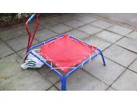 Little Tikes Child's trampoline