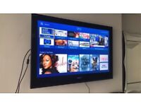 "SONY BRAVIA 40""INCHES LED TV WITH FREEVIEW INBUILT CHANNELS"