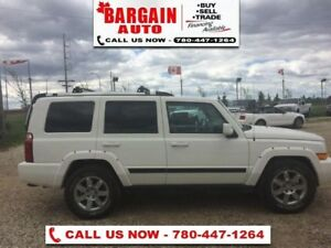 2010 Jeep Commander LTD  ,Dual Moon Roof - AWD - Hemi