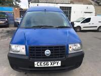 Fiat scudo diesel van