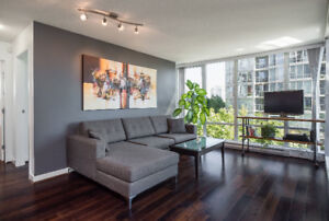 Yaletown 1 Bed + Den, 1 Bath - Azura II, Concord Pacific