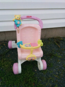 Fisher Price Dolly Stroller