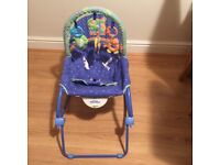 Fisher price Baby/Toddler Rocker/seat in fantastic condition.