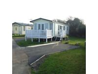 Luxury 2 bed 6 berth static caravan for rent Haven, Littlesea, Weymouth 2017/2018 dates available