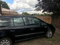 Vauxhall Zafira Life 7 seater 1.6 petrol